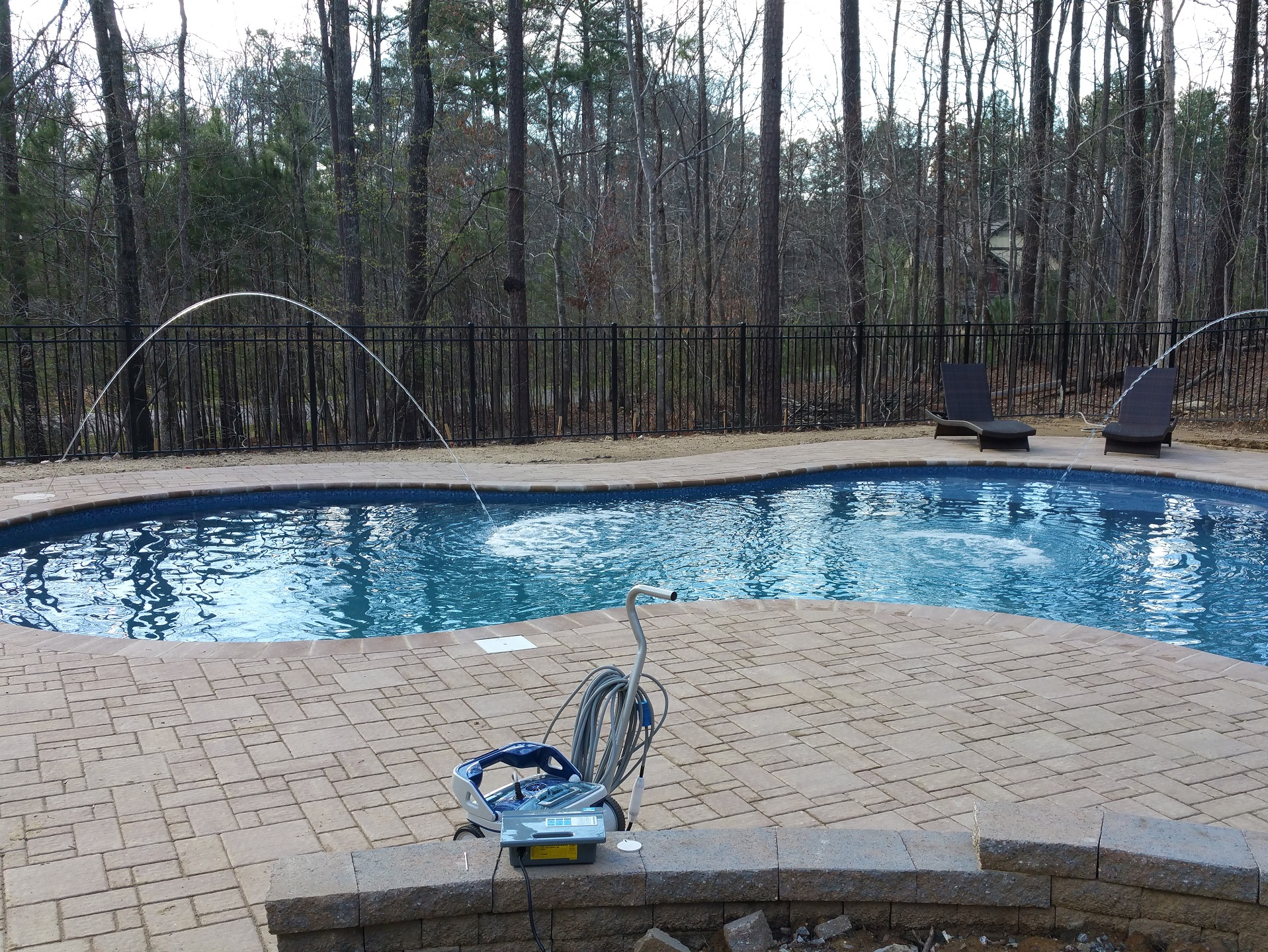 raleigh vinyl pools above u0026 in ground swimming choice