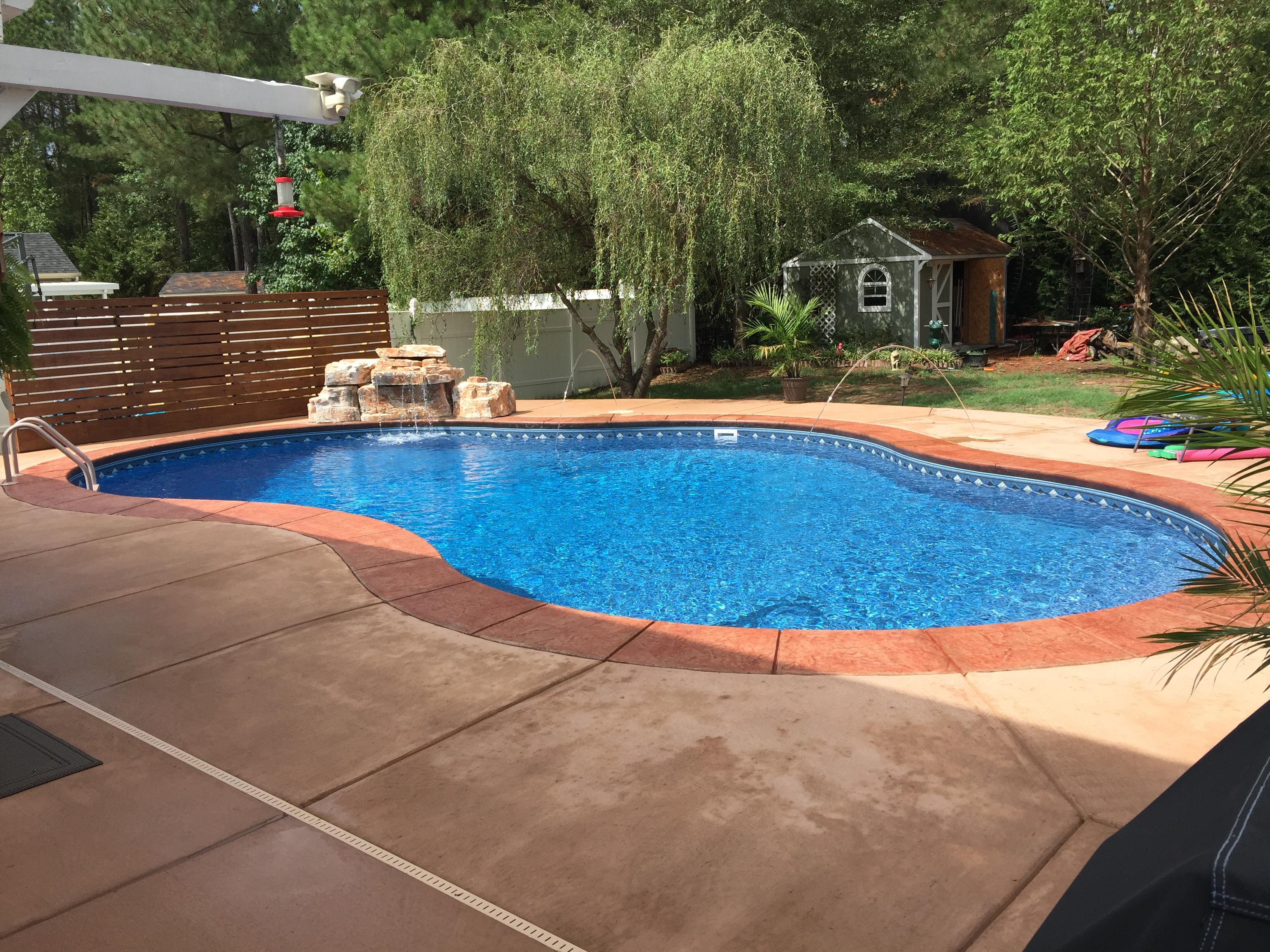 Vinyl Pools Pools