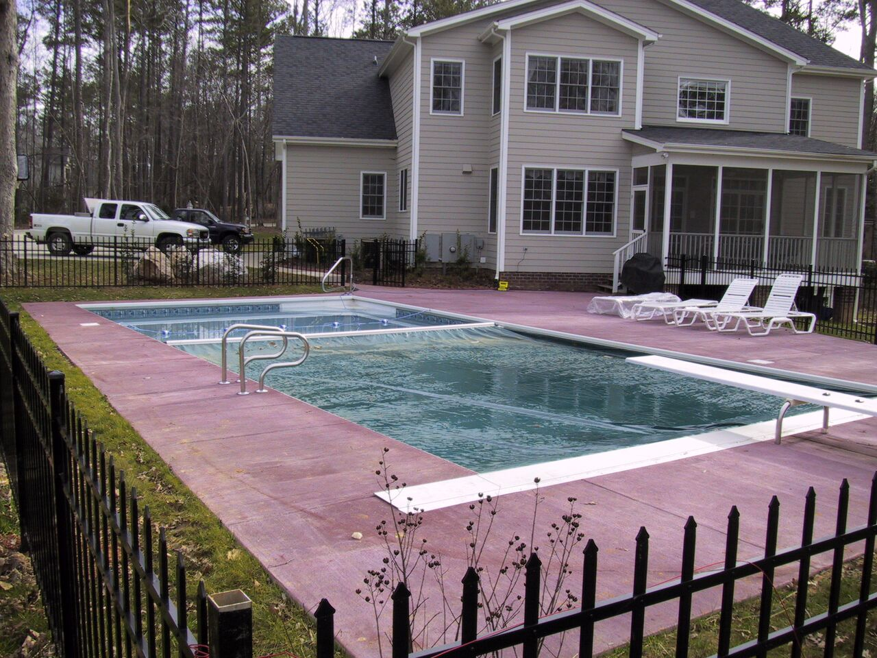 Raleigh Vinyl Pools Above Amp In Ground Swimming Pools Choice