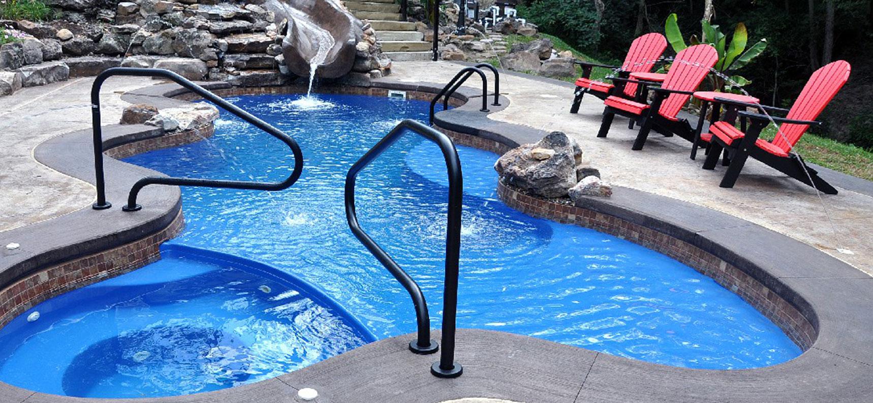 Raleigh Inground Pools Spas Hot Tubs Amp Kitchen Choice