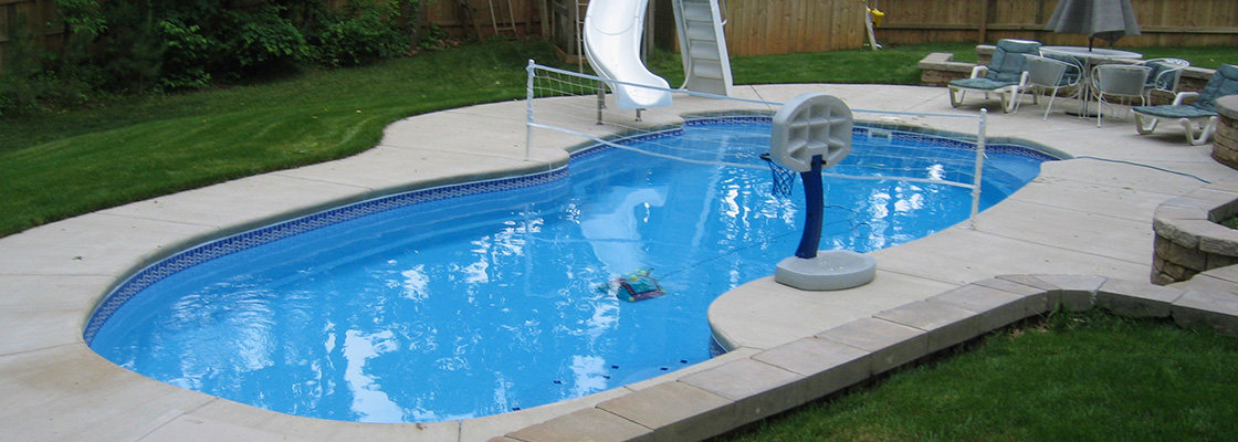 Raleigh Fiberglass Pools In Ground Amp Above Designs